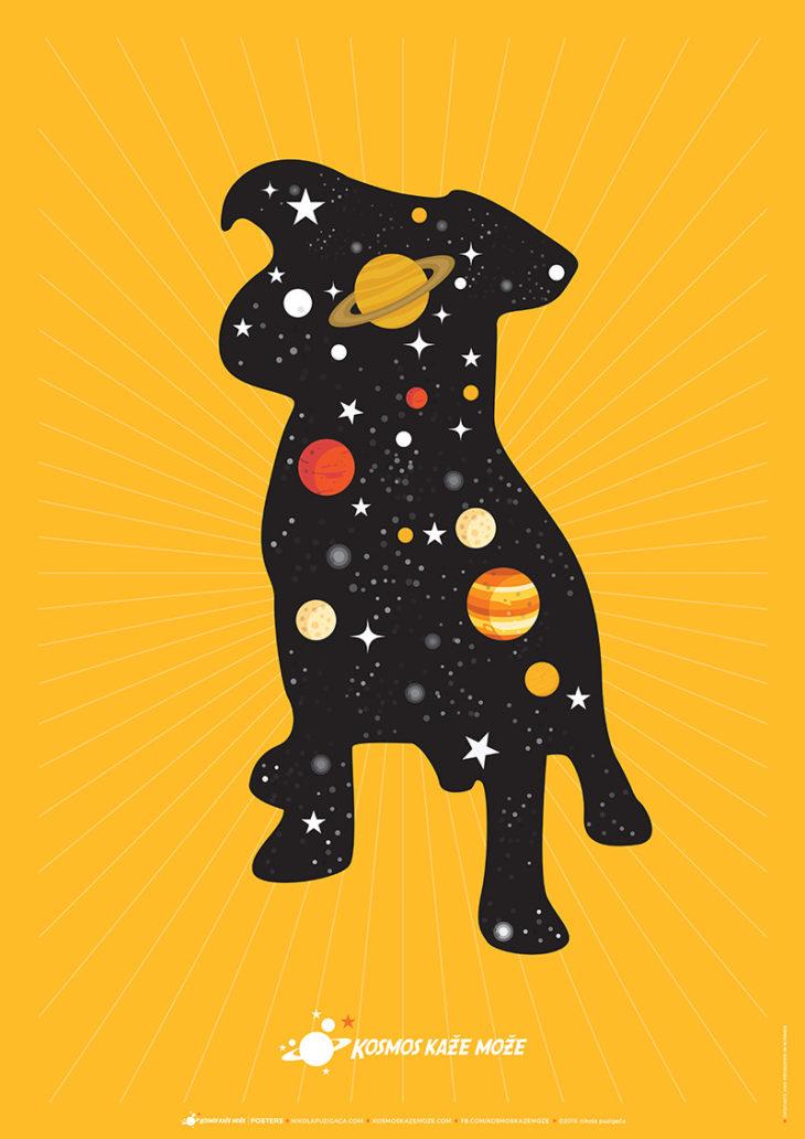 Kosmos-Dog